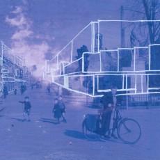 Cityscape Evolution 18, Walplein Oss, zicht op V&D